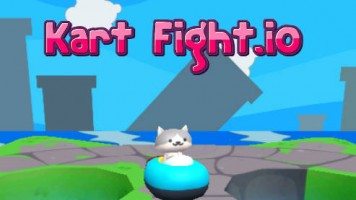 Игра Kart Fight io