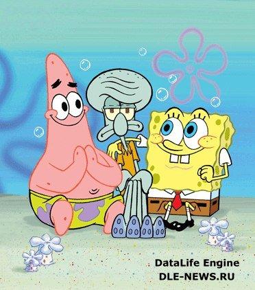 Игра Приключения Спанч Боба и Патрика