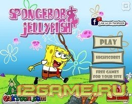 Игра Игра с медузами