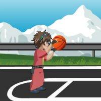 Игра Бакуган баскетбол