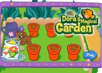 Игра Даша следопыт Волшебный сад