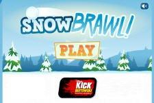 Игра Финес и Ферб Снежная Битва