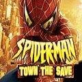 Игра Человек Паук - спасти Город