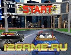 Игры Человек Паук гонки 3D