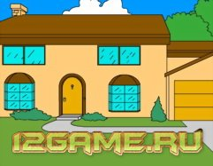 Игра Симпсоны виртуальный мир