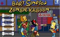 Игра Симпсоны Барт ба-Бах!