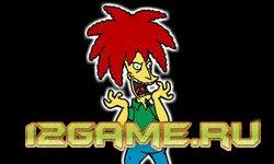 Игра Симпсоны Барт увидел игру 2