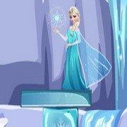 Игра Холодное сердце Эльза