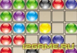 Игра пять шариков