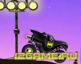 Игра грузовик Бэтмена
