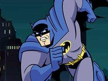 Игра Бэтмен: в разгар ночи