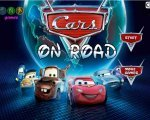 Игра Тачки на дороге