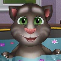 Детские Игры Говорящий Том. Для купания