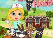 Игра милая больница на ферме