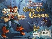 Игра Пираты Карибского Моря проклятая пещера