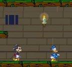 Игра Приключения Микки и Дональда