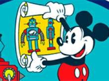 Игра Дисней Лаборатория роботов Микки