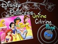 Игра Дисней Принцесса